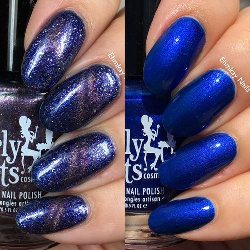August 2019 CoTM by Girly Bits Cosmetics AVAILABLE AT GIRLY BITS COSMETICS www.girlybitscosmetics.com  | Photo credit: EhmKay Nails