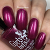 Beets Me (Sept 2019 CoTM) by Girly Bits Cosmetics AVAILABLE AT GIRLY BITS COSMETICS www.girlybitscosmetics.com  | Photo credit: EhmKay Nails