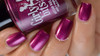 Beets Me (Sept 2019 CoTM) by Girly Bits Cosmetics AVAILABLE AT GIRLY BITS COSMETICS www.girlybitscosmetics.com  | Photo credit: Manicure Manifesto