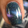 Tattle-Teal (Sept 2019 CoTM) by Girly Bits Cosmetics AVAILABLE AT GIRLY BITS COSMETICS www.girlybitscosmetics.com  | Photo credit: The Polished Mage