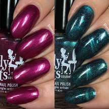 September 2019 CoTM by Girly Bits Cosmetics AVAILABLE AT GIRLY BITS COSMETICS www.girlybitscosmetics.com  | Photo credit: EhmKay Nails