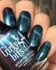 Tattle-Teal (Sept 2019 CoTM) by Girly Bits Cosmetics AVAILABLE AT GIRLY BITS COSMETICS www.girlybitscosmetics.com  | Photo credit: EhmKay Nails