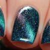 Tattle-Teal (Sept 2019 CoTM) by Girly Bits Cosmetics AVAILABLE AT GIRLY BITS COSMETICS www.girlybitscosmetics.com  | Photo credit: Cosmetic Sanctuary