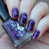 Cosmic Forces from the July Revival Collection by Emily de Molly AVAILABLE AT GIRLY BITS COSMETICS www.girlybitscosmetics.com | Photo credit: Emily de Molly