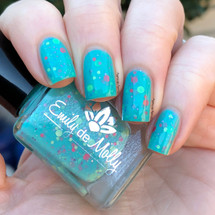 Bo Peep from the July Revival Collection by Emily de Molly AVAILABLE AT GIRLY BITS COSMETICS www.girlybitscosmetics.com | Photo credit: Emily de Molly