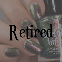 O, Cannabis! {IEC 2019 EXCLUSIVE} by Girly Bits Cosmetics AVAILABLE AT GIRLY BITS COSMETICS www.girlybitscosmetics.com | Photo credit: Manicure Manifesto