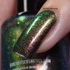 O, Cannabis! {IEC 2019 EXCLUSIVE} by Girly Bits Cosmetics AVAILABLE AT GIRLY BITS COSMETICS www.girlybitscosmetics.com | Photo credit: Intense Polish Therapy