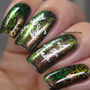 O, Cannabis! {IEC 2019 EXCLUSIVE} by Girly Bits Cosmetics AVAILABLE AT GIRLY BITS COSMETICS www.girlybitscosmetics.com   Photo credit: Intense Polish Therapy