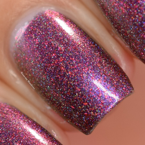 Pennies are Noncents {IEC 2019 Limited Edition}  by Girly Bits Cosmetics AVAILABLE AT GIRLY BITS COSMETICS www.girlybitscosmetics.com | Photo credit: Manicure Manifesto