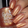 Brown Sugar by Girly Bits. Small batch limited release. Swatch by Intense Polish Therapy