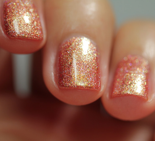 Brown Sugar by Girly Bits. Small batch limited release. Swatch by Streets Ahead Style