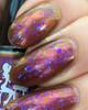 Pumpkin Sumthin'  (October 2019 CoTM) by Girly Bits Cosmetics AVAILABLE AT GIRLY BITS COSMETICS www.girlybitscosmetics.com    Photo credit: Ehmkay Nails