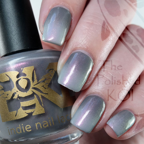 Hell Hounds from the IEC 2019 Limited Editions Trio by Bee's Knees Lacquer AVAILABLE AT GIRLY BITS COSMETICS www.girlybitscosmetics.com | Photo credit: The Polished Koi