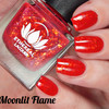 Moonlit Flame from the Moonlit Collection by Ethereal Lacquer AVAILABLE AT GIRLY BITS COSMETICS www.girlybitscosmetics.com | photo credit: Cosmetic Sanctuary