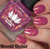 Moonlit Orchid from the Moonlit Collection by Ethereal Lacquer AVAILABLE AT GIRLY BITS COSMETICS www.girlybitscosmetics.com | Photo credit: Cosmetic Sanctuary