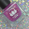 Moonlit Orchid from the Moonlit Collection by Ethereal Lacquer AVAILABLE AT GIRLY BITS COSMETICS www.girlybitscosmetics.com | Photo credit: Polished to the Nines