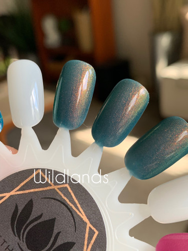 Wildlands by Ethereal Lacquer AVAILABLE AT GIRLY BITS COSMETICS www.girlybitscosmetics.com