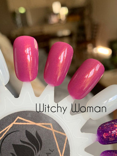 Witchy Woman by Ethereal Lacquer AVAILABLE AT GIRLY BITS COSMETICS www.girlybitscosmetics.com |