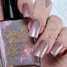 Soap Factory from Polish Con Minnesota {Limited Edition} by Bee's Knees Lacquer AVAILABLE AT GIRLY BITS COSMETICS www.girlybitscosmetics.com | Photo credit: The Polished Koi