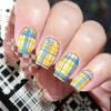 Pretty in Plaid - 01 by Uber Chic Beauty AVAILABLE AT GIRLY BITS COSMETICS www.girlybitscosmetics.com