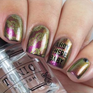 Nauti But Nice by Uber Chic Beauty AVAILABLE AT GIRLY BITS COSMETICS www.girlybitscosmetics.com