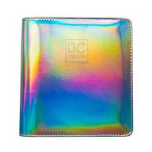 Holographic Nail Stamp Storage Binder by Uber Chic Beauty AVAILABLE AT GIRLY BITS COSMETICS www.girlybitscosmetics.com