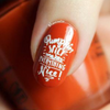 Hello Fall & Pumpkin Spice (Mini) by Uber Chic Beauty AVAILABLE AT GIRLY BITS COSMETICS www.girlybitscosmetics.com