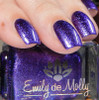 Undeterred from the August 2019 Collection by Emily de Molly AVAILABLE AT GIRLY BITS COSMETICS www.girlybitscosmetics.com