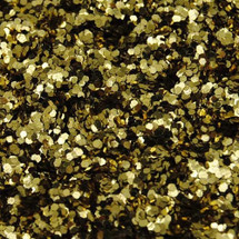 Light Gold .032 Hex Glitter