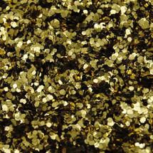 Light Gold .032 Hex Glitter