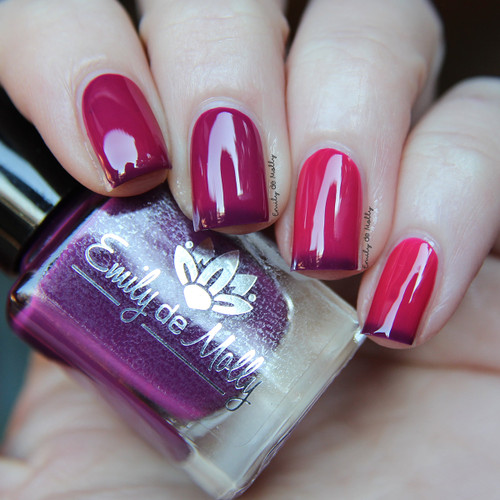LE 172 from the August 2019 Collection by Emily de Molly AVAILABLE AT GIRLY BITS COSMETICS www.girlybitscosmetics.com