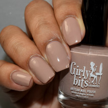 You Go Squirrel Friend from the Fall 2019 Collection by Girly Bits Cosmetics AVAILABLE AT GIRLY BITS COSMETICS www.girlybitscosmetics.com | Photo credit: The Polished Mage