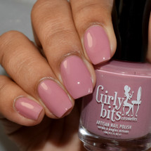 For Once and Floral from the Fall 2019 Collection by Girly Bits Cosmetics AVAILABLE AT GIRLY BITS COSMETICS www.girlybitscosmetics.com | Photo credit: The Polished Mage