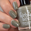 Sage Against the Machine from the Fall 2019 Collection by Girly Bits Cosmetics AVAILABLE AT GIRLY BITS COSMETICS www.girlybitscosmetics.com | Photo credit: Manicure Manifesto