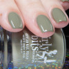 Sage Against the Machine from the Fall 2019 Collection by Girly Bits Cosmetics AVAILABLE AT GIRLY BITS COSMETICS www.girlybitscosmetics.com | Photo credit: Cosmetic Sanctuary