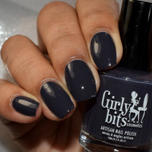 I'm Pun-decided from the Fall 2019 Collection by Girly Bits Cosmetics AVAILABLE AT GIRLY BITS COSMETICS www.girlybitscosmetics.com | Photo credit: The Polished Mage
