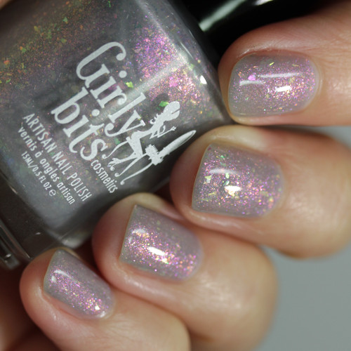 Thistle While You Work from the Fall 2019 Collection by Girly Bits Cosmetics AVAILABLE AT GIRLY BITS COSMETICS www.girlybitscosmetics.com | Photo credit: Streets Ahead Style