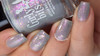 Thistle While You Work from the Fall 2019 Collection by Girly Bits Cosmetics AVAILABLE AT GIRLY BITS COSMETICS www.girlybitscosmetics.com | Photo credit: Manicure Manifesto