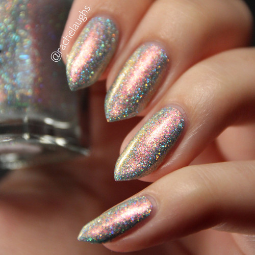 The Morning Light from the September 2019 Release by Emily de Molly AVAILABLE AT GIRLY BITS COSMETICS www.girlybitscosmetics.com