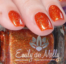 In Madness We Shall Reign from the September 2019 Release by Emily de Molly AVAILABLE AT GIRLY BITS COSMETICS www.girlybitscosmetics.com