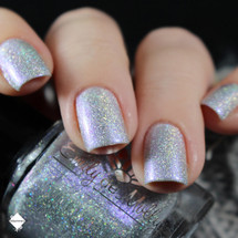 Diamond Eyes from the November 2019 Release by Emily de Molly AVAILABLE AT GIRLY BITS COSMETICS www.girlybitscosmetics.com