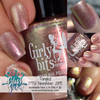Tangled (PPU November 2019 - Fairy Tales Theme) inspired by Rapunzel AVAILABLE AT POLISH PICKUP www.polishpickup.com