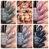 Fall 2019 Collection by Girly Bits Cosmetics AVAILABLE AT GIRLY BITS COSMETICS www.girlybitscosmetics.com | Photo credit: Ehmkay Nails