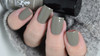 Sage Against the Machine from the Fall 2019 Collection by Girly Bits Cosmetics AVAILABLE AT GIRLY BITS COSMETICS www.girlybitscosmetics.com | Photo credit: Katie Swatches