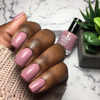 For Once and Floral from the Fall 2019 Collection by Girly Bits Cosmetics AVAILABLE AT GIRLY BITS COSMETICS www.girlybitscosmetics.com | Photo credit:  Your Girl Vee