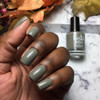 Sage Against the Machine from the Fall 2019 Collection by Girly Bits Cosmetics AVAILABLE AT GIRLY BITS COSMETICS www.girlybitscosmetics.com | Photo credit: Your Girl Vee