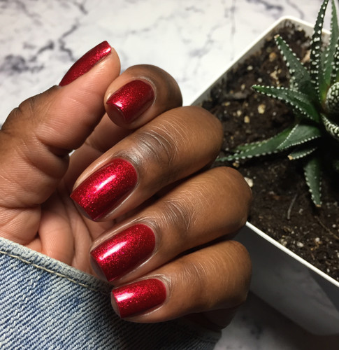 Because I Cran  (November 2019 CoTM) by Girly Bits Cosmetics AVAILABLE AT GIRLY BITS COSMETICS www.girlybitscosmetics.com  | Photo credit: Your Girl Vee
