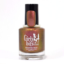 GIRLY BITS COSMETICS BLACK FRIDAY EXCLUSIVE 2018!!!! Name TBA. The Black Friday Exclusive nail polish can be yours FREE with a minimum purchase of $50CAD (Approximately $37 USD-our site converts it for you automatically)