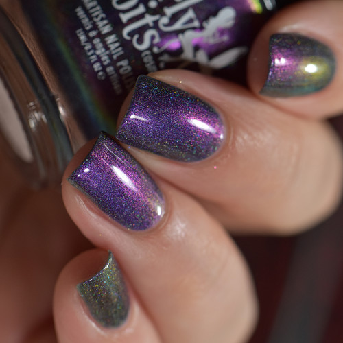The Final Shift (Dec 2019 CoTM) by Girly Bits Cosmetics AVAILABLE AT GIRLY BITS COSMETICS www.girlybitscosmetics.com  | Photo credit: Polished to the Nines