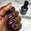 The Final Shift (Dec 2019 CoTM) by Girly Bits Cosmetics AVAILABLE AT GIRLY BITS COSMETICS www.girlybitscosmetics.com  | Photo credit: Your Girl Vee